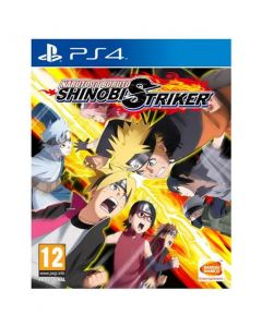 משחק NARUTO TO BORUTO: SHINOBI STRIKER S.E ל PS4