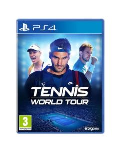 משחק TENNIS WORLD TOUR ל PS4