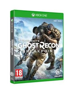מכירה מוקדמת למשחק TOM CLANCYS GHOST RECON BREAKPOINT  ל XBOX ONE