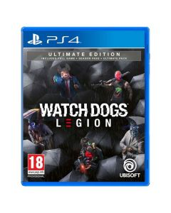 מכירה מוקדמת משחק WATCH DOGS LEGION ULTIMATE EDITION ל PS4