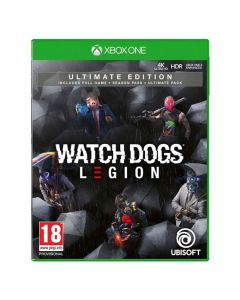 מכירה מוקדמת משחק WATCH DOGS LEGION ULTIMATE EDITION ל XBOX ONE