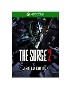 מכירה מוקדמת משחק THE SURGE 2 LIMITED DAY ONE EDITION ל XBOX ONE
