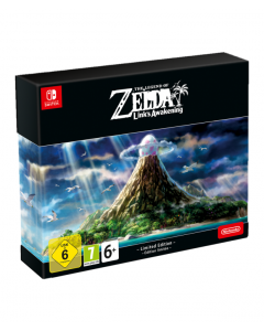 מכירה מוקדמת משחק THE LEGEND OF ZELDA: LINKS AWAKENING LIMITED EDITION ל NINTENDO SWITCH