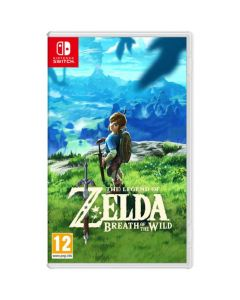 משחק THE LEGEND OF ZELDA: BREATH OF THE WILD ל NINTENDO SWITCH
