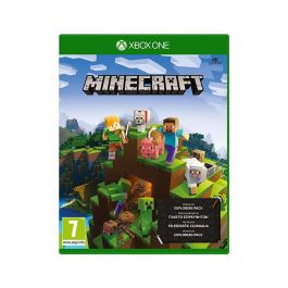 משחק MINECRAFT Explorers Pack  ל XBOX ONE