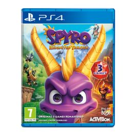 משחק SPYRO TRILOGY REIGNITED ל PS4