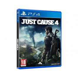 משחק JUST CAUSE 4 STANDARD EDITION ל PS4
